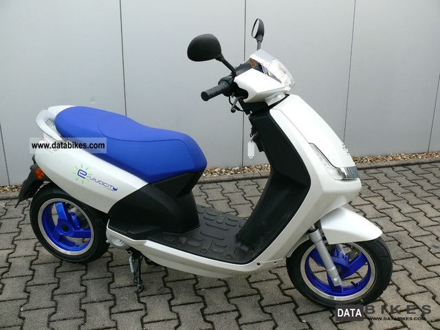 Peugeot  VIVA CITY E-like electric, NEW now test drive 2012 Electric Motorcycles photo