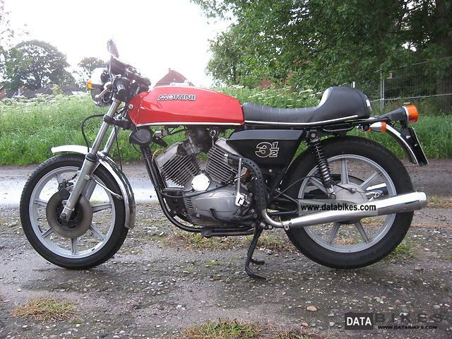 Moto Morini  350 Sports 1979 Vintage, Classic and Old Bikes photo