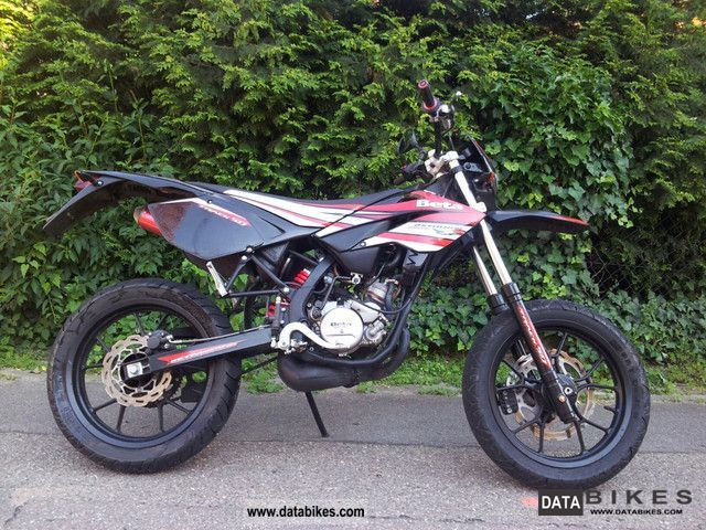 2008 Beta  rr 50 Motorcycle Motor-assisted Bicycle/Small Moped photo