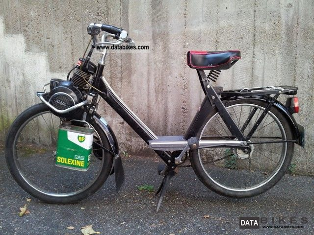 MBK  SOLEX 3800 1979 Vintage, Classic and Old Bikes photo