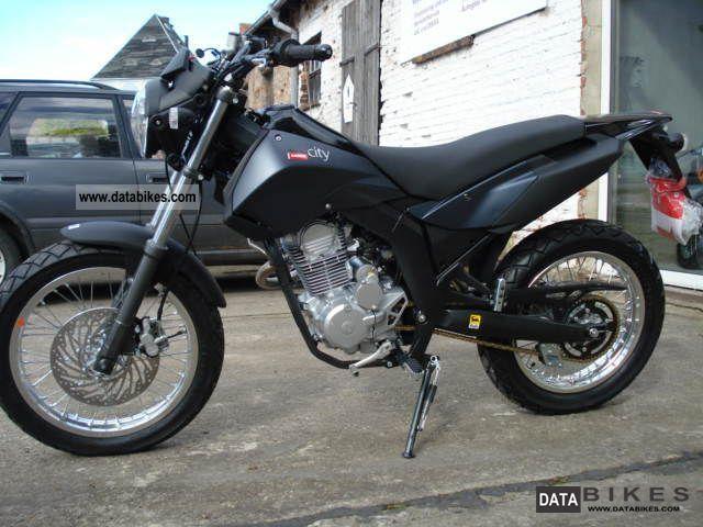2012 Derbi  Senda Cross City 125 Special Price Motorcycle Lightweight Motorcycle/Motorbike photo