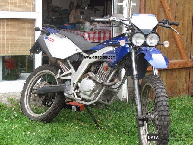2003 Derbi  sander Motorcycle Lightweight Motorcycle/Motorbike photo