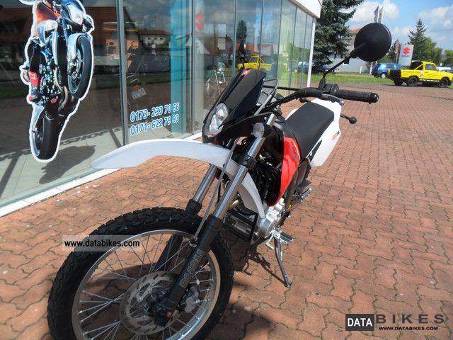 2012 Derbi  Senda Baja 125 NEW Motorcycle Enduro/Touring Enduro photo