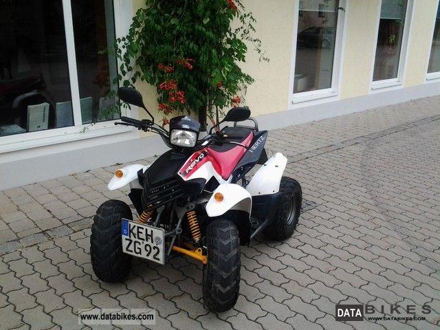 2004 Aeon  cobra revo 100 Motorcycle Quad photo