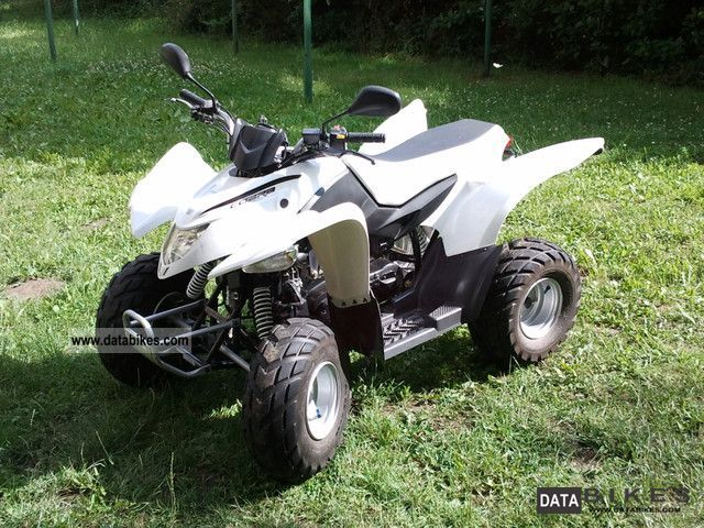 2007 Aeon  Cobra 50 II Motorcycle Quad photo