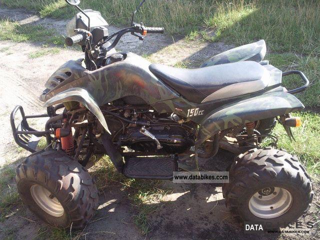 2007 Bashan  150cc Motorcycle Quad photo