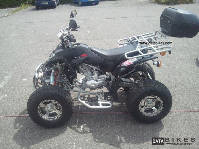 2010 Bashan  lydia Motorcycle Quad photo