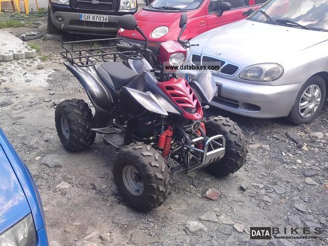2012 Bashan  BS150-2 Motorcycle Quad photo
