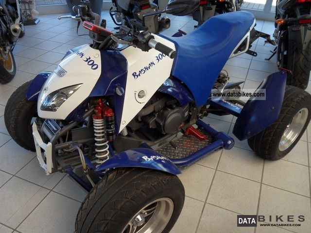 2009 Bashan  BS300S Motorcycle Other photo