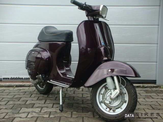 Vespa  50 S 1974 Vintage, Classic and Old Bikes photo