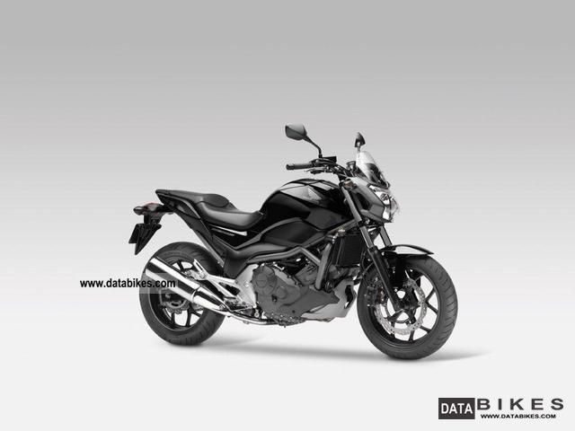 2012 Honda  NC 700 S DCT 2012 demonstration Motorcycle Naked Bike photo
