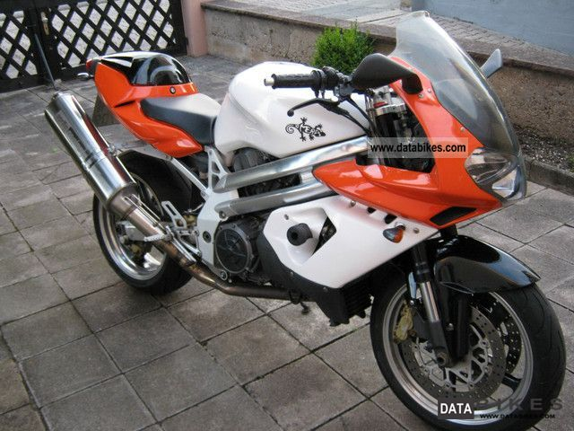 2000 Aprilia  SL Mille Motorcycle Sport Touring Motorcycles photo