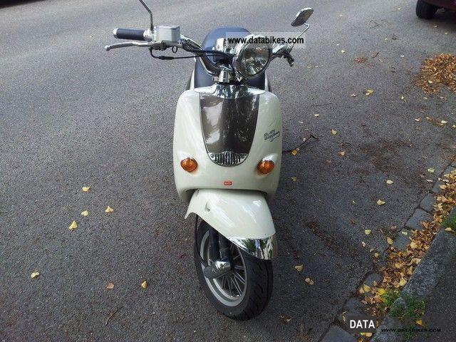 2007 Aprilia  Mojito Custom Motorcycle Scooter photo