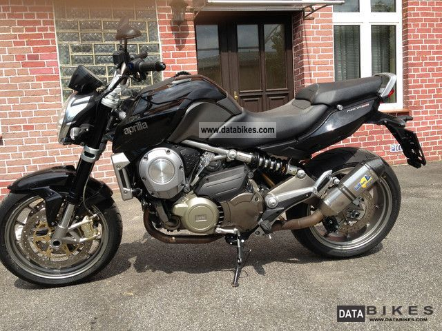 2007 Aprilia  850 Mana automatic * Sports Exhaust * Motorcycle Motorcycle photo