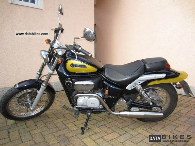 2001 Aprilia  Classic Motorcycle Chopper/Cruiser photo
