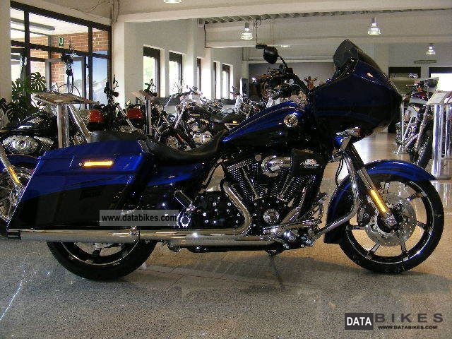 2012 Harley Davidson  FLTRXSE Screaming Eagle Road Glide Motorcycle Chopper/Cruiser photo