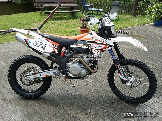 2009 Beta 400 RR
