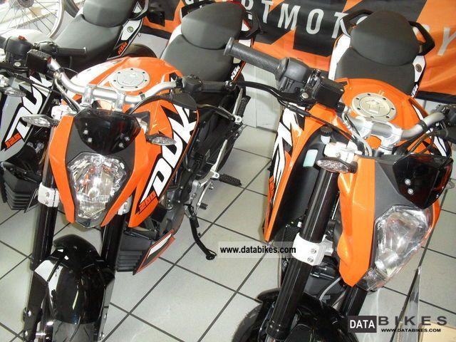 2012 KTM  200 Duke! sorfort available! Motorcycle Naked Bike photo