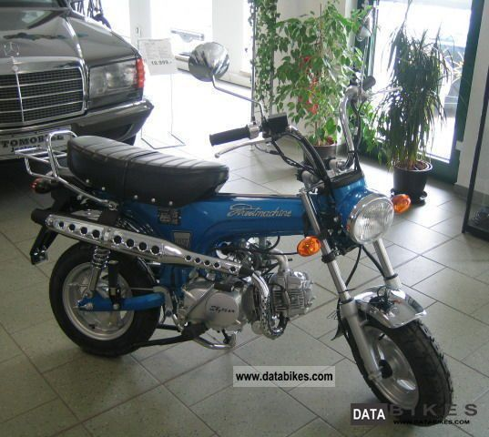 2012 Skyteam  SKYTEAM 125 replica * NEW * (Honda DAX REPLICA) Motorcycle Lightweight Motorcycle/Motorbike photo