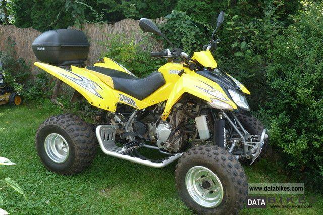 2007 Burelli  Daytona B3 Motorcycle Quad photo