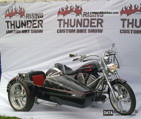 2006 VICTORY  Hammer Motorcycle Chopper/Cruiser photo