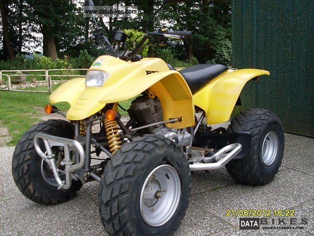 2004 Other  REX - RAM49 150 cc Motorcycle Quad photo