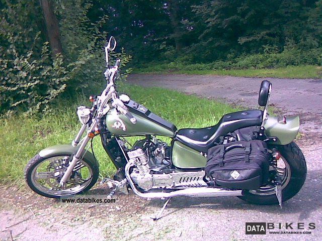 2010 WMI  Draigtail 350 Motorcycle Chopper/Cruiser photo