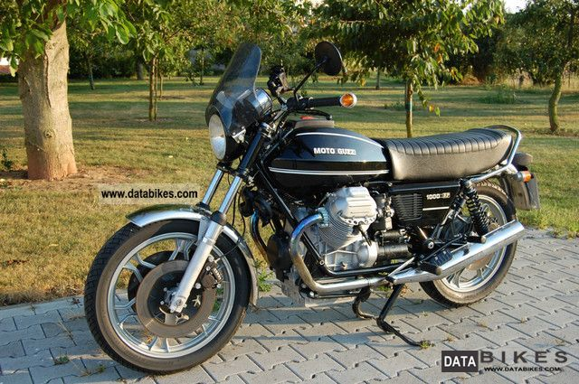 Moto Guzzi  1000 SP restored 1978 Vintage, Classic and Old Bikes photo