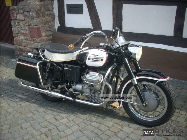 Moto Guzzi  V7 Special 1967 Vintage, Classic and Old Bikes photo