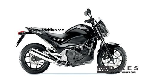 2012 Honda  NC 700S with ABS Motorcycle Pocketbike photo