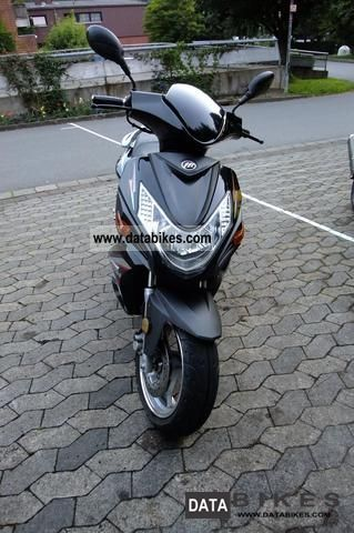 2011 Lifan  S-Ray Motorcycle Scooter photo
