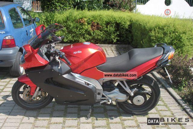 2002 Aprilia  Futura Motorcycle Sport Touring Motorcycles photo
