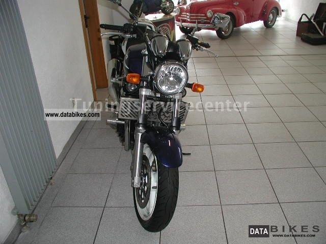 2004 SMC  GSX1400 Motorcycle Motorcycle photo