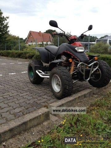 2008 SMC  Stinger Motorcycle Quad photo