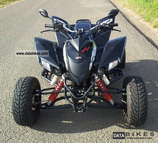 2012 SMC  RAM 520 Supermoto RR Motorcycle Quad photo