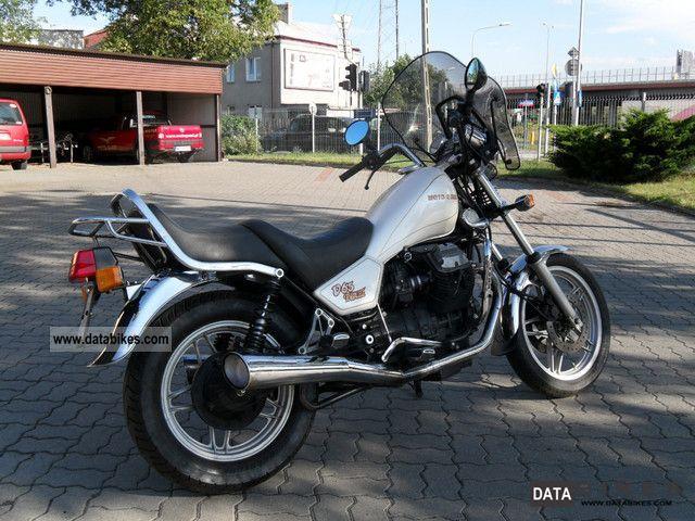 1990 Moto Guzzi  V65 Florida Motorcycle Motorcycle photo