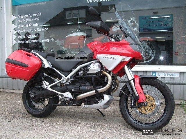 Moto Guzzi  Stelvio 1200 2008 Enduro/Touring Enduro photo