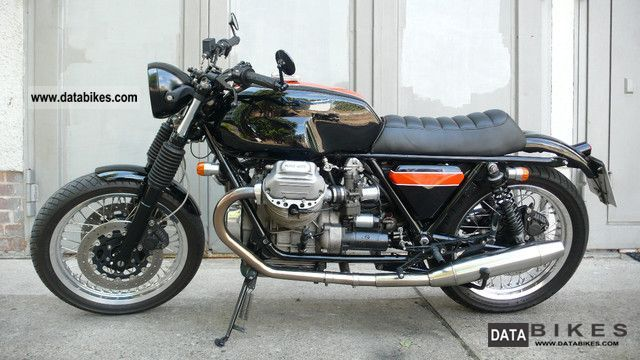 1982 Moto Guzzi  1000 SP-roadster Motorcycle Motorcycle photo