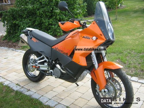 2006 KTM  LC8 Adventure 990 EFI ABB Motorcycle Enduro/Touring Enduro photo