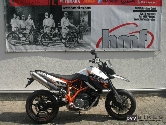 2012 KTM  SM-R 990 2012 ABS Motorcycle Super Moto photo