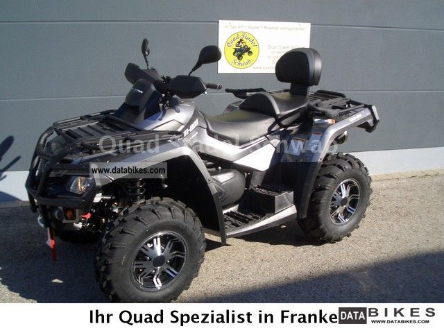 Can Am  Outlander 800 ltd 2012 Quad photo