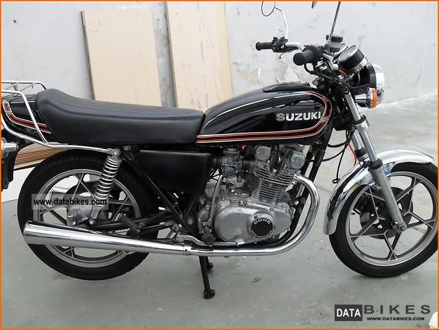 Suzuki  GS400 1979 Vintage, Classic and Old Bikes photo