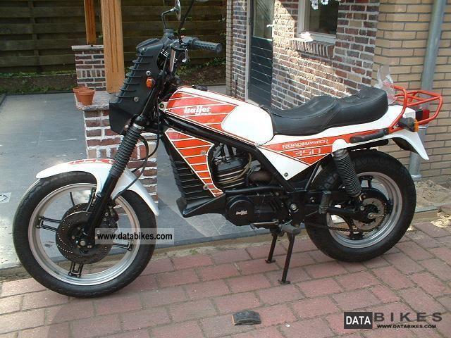 1983 Italjet  350 Roadmaster Motorcycle Motorcycle photo
