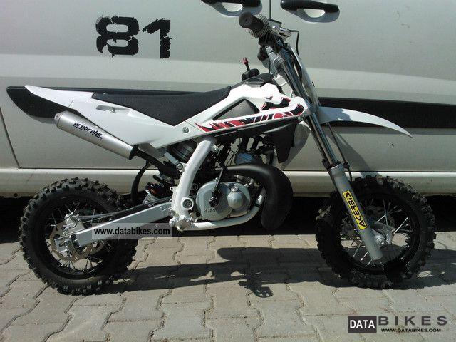 2011 Husqvarna CR / SM 50   Top Speed