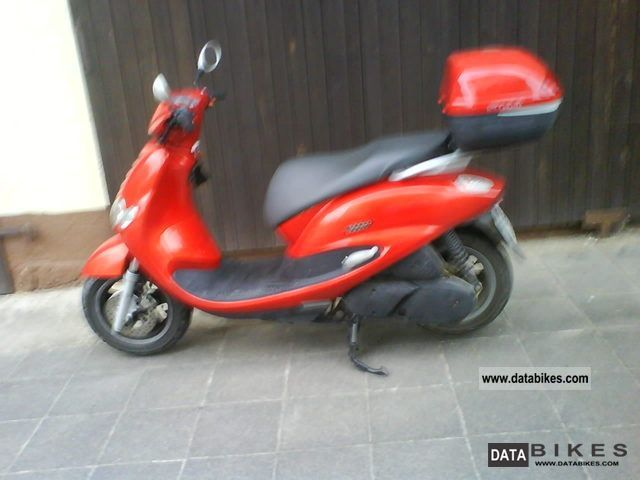 2002 MBK  dodo Motorcycle Scooter photo