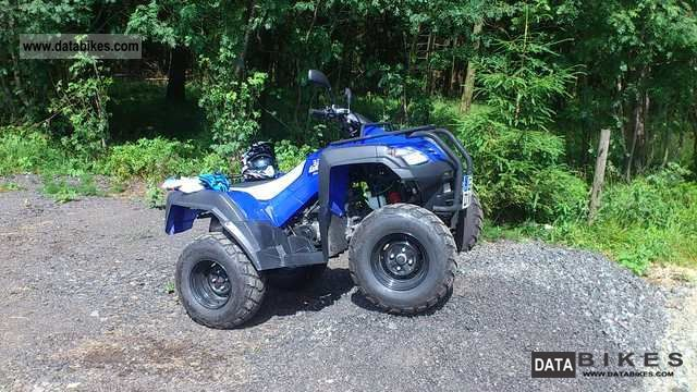 2012 Adly  canyon Motorcycle Quad photo
