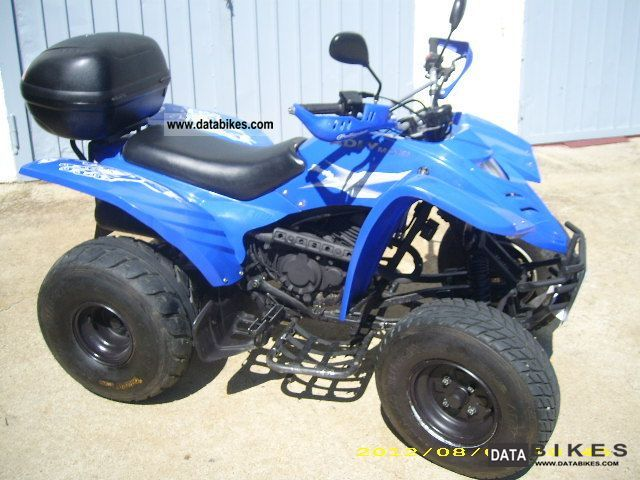 2005 Adly  - Hercules ATV - 300 V TUV new and more Motorcycle Quad photo