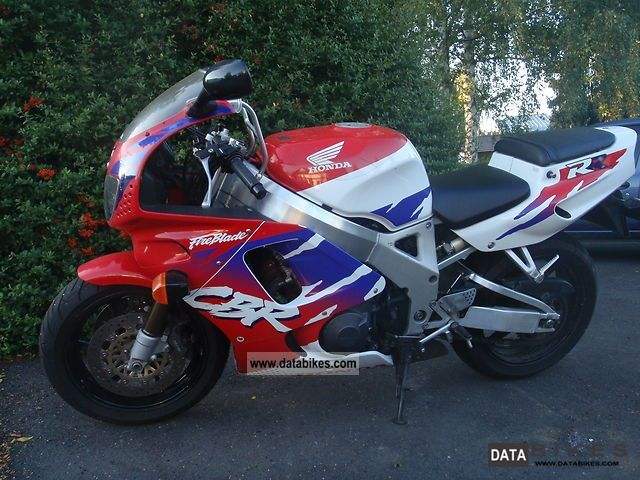 1995 Honda  900 RR Fireblade Motorcycle Motorcycle photo