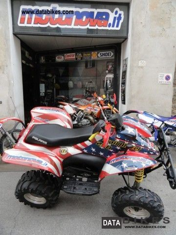 2005 Polaris  Polaris 250 Trailblazer TRAILBLAZER 250 2t Motorcycle Quad photo