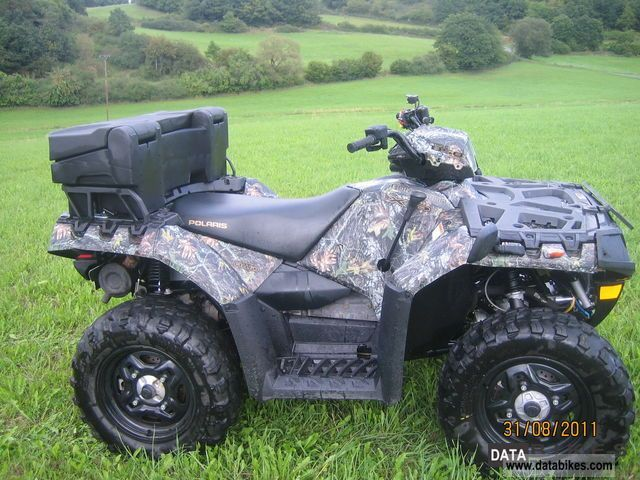2010 Polaris  850XP Motorcycle Quad photo